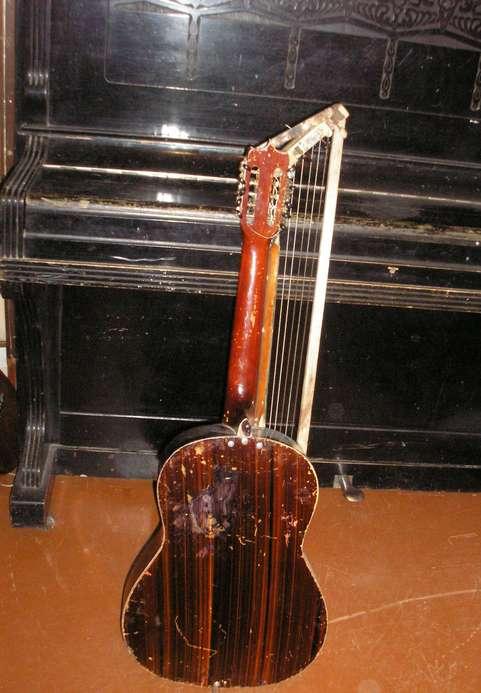 Гитарфа